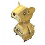 Cubic-Fun-K1504H 3D Puzzle - Kangaroo - Difficulty : 3/8