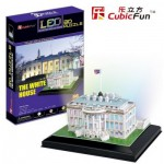 Cubic-Fun-L504H 3D Puzzle with LED - Washington: The White House