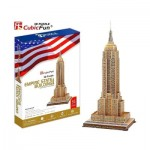 Cubic-Fun-MC048H-2 3D Puzzle - Empire State Building (Difficulty: 5/8)