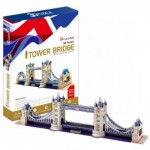 Cubic-Fun-MC066H 3D Puzzle - London: Tower Bridge (Difficulty: 6/8)