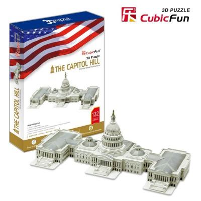 Cubic-Fun-MC074H 3D Puzzle - Capitol