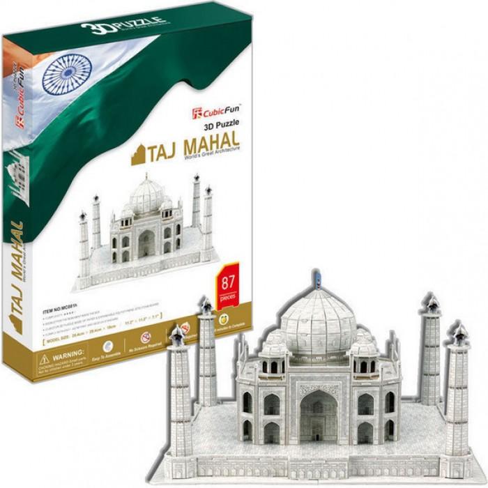 3D Puzzle -Taj Mahal