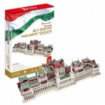 Cubic-Fun-MC111H 3D Puzzle - Parliament of Hungary (Difficulty: 6/8)