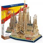 Cubic-Fun-MC153H 3D Puzzle - Sagrada Família