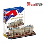 Cubic-Fun-MC162H 3D Puzzle - London: Buckingham Palace (Difficulty: 7/8)