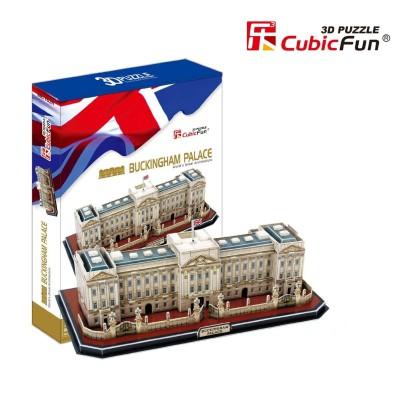 Cubic-Fun-MC162H 3D Puzzle - London: Buckingham Palace (Difficulty: 7/8)