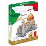 Cubic-Fun-MC188H 3D Puzzle - Cattedrale di Santa Maria del Fiore - Difficulty : 4/8