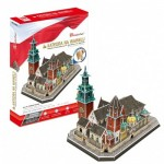 Cubic-Fun-MC226h 3D Puzzle - Wawel Cathedral