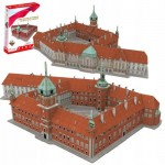 Cubic-Fun-MC268H 3D Puzzle - The Royal Castle in Warsaw