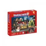 Cubic-Fun-OM3605h 3D Jigsaw Puzzle - Magic Box - The Christmas Cottage (Difficulty: 4/6)