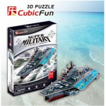 Cubic-Fun-P602H 3D Puzzle- Kiev Aircraft Carrier