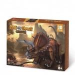Cubic-Fun-P669h 3D Jigsaw Puzzle - Triceratops Dinosaur