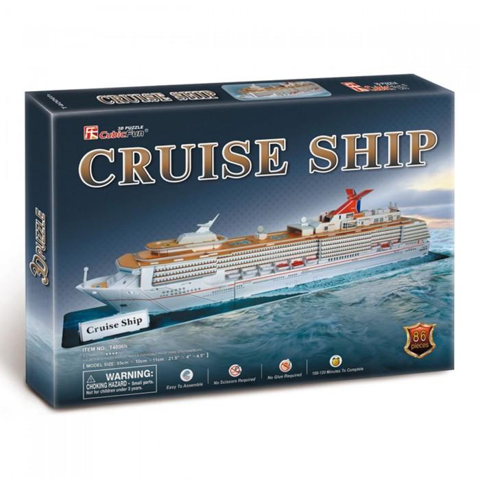 3D Puzzle - Cruising Ship