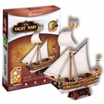 Cubic-Fun-T4010H 3D Puzzle - Yacht Mary