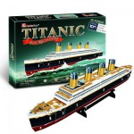 Cubic-Fun-T4012H 3D Puzzle - The Titanic