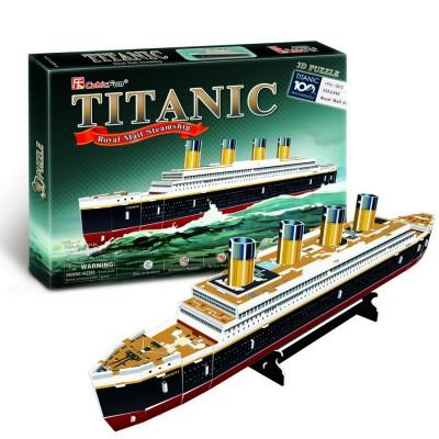 Cubic-Fun-T4012H 3D Puzzle - The Titanic