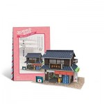 Cubic-Fun-W3101h 3D Puzzle World Style - Welcome to Japan