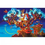HCM-Kinzel-69112 Wooden Puzzle - The Wishing Tree