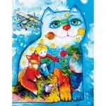 HCM-Kinzel-69115 Wooden Puzzle - The Little Prince