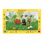 Dino-00108 Frame Puzzle - The Little Mole