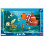 Dino-30120 Frame Puzzle - Nemo