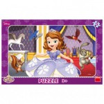 Dino-30122 Frame Puzzle - Sofia the First