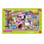 Dino-30126 Frame Jigsaw Puzzle - Minnie