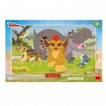 Dino-30127 Frame Jigsaw Puzzle - Lion Guard