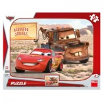 Dino-30307 Frame Puzzle - Cars 3