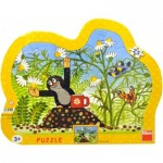 Dino-31122 Frame Puzzle - The Little Mole