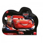 Dino-31136 Frame Puzzle - Cars 3