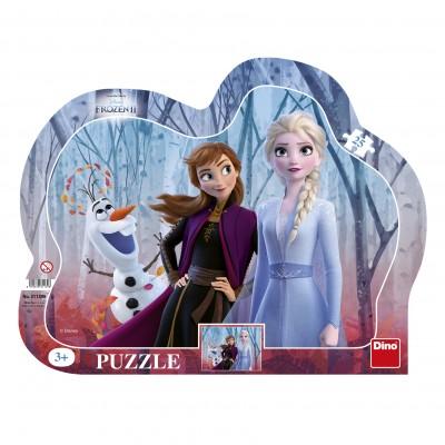 Dino-31139 Frame Puzzle - Frozen 2
