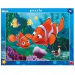 Dino-32211 Frame Puzzle - Nemo
