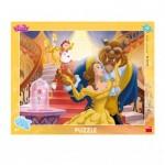 Dino-32215 Frame Puzzle - Disney Princess