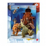 Dino-32216 Frame Puzzle - Ice Age