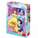Puzzle  Dino-34344 XXL Pieces - Disney Princess