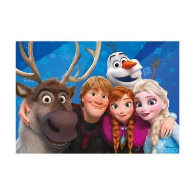 Puzzle Dino-35164 Frozen 2 - Selfie