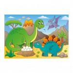 Puzzle  Dino-37130 Dinosaurs