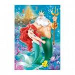 Dino-422148 Diamond Puzzle - Ariel