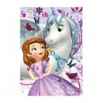 Dino-42216 Diamond Puzzle - Sofia the First