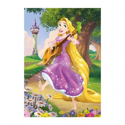 Dino-42217 Diamond Puzzle - Disney Princess