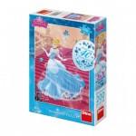 Dino-42218 Diamond Puzzle - Disney Princess