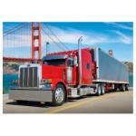 Puzzle  Dino-47219 XXL Pieces - American Truck