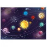 Puzzle  Dino-47222 XXL Pieces - Solar System