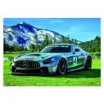 Puzzle  Dino-47225 XXL Pieces - Mercedes AMG GT