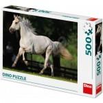 Puzzle  Dino-50233 White Horse