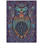 Puzzle  Dino-51407 XXL Pieces - Owl