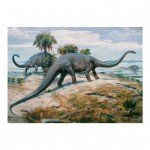Puzzle  Dino-53202 Dinosaurs