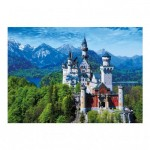 Puzzle  Dino-53207 Neuschwanstein, Germany