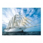 Puzzle  Dino-53220 Sailing Boat